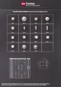 C3 - Pomoli in ottone filettati 1