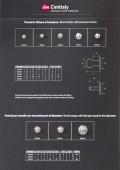 C4 - Pomoli in ottone a pressione - Pomoli per tracolle 1